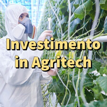 Investimento in Agritech